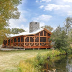 Ponderosa Timber Frame Home