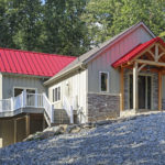Timber frame home within your budget