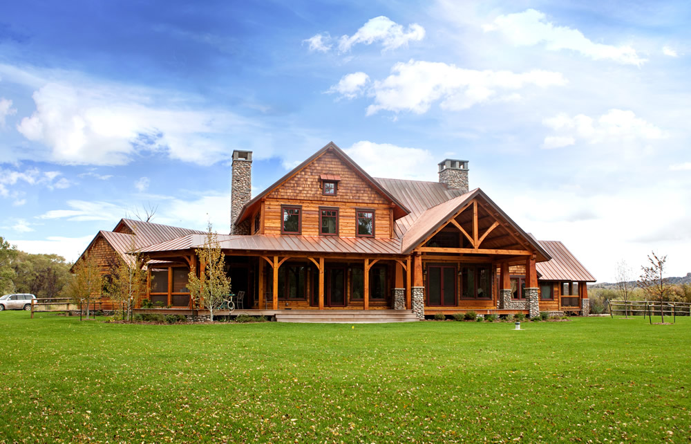 Why Timber Frame Construction