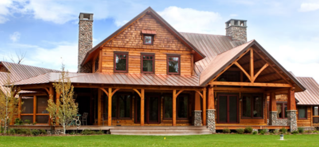Why Timber Frame Construction Benefits You in The Winter