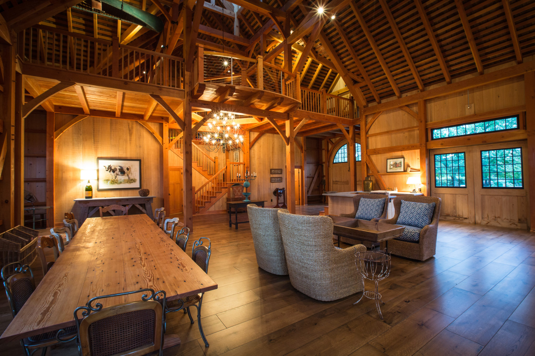 Financing Your New Timber Frame Home