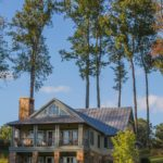 Timber frame pavilions and porches