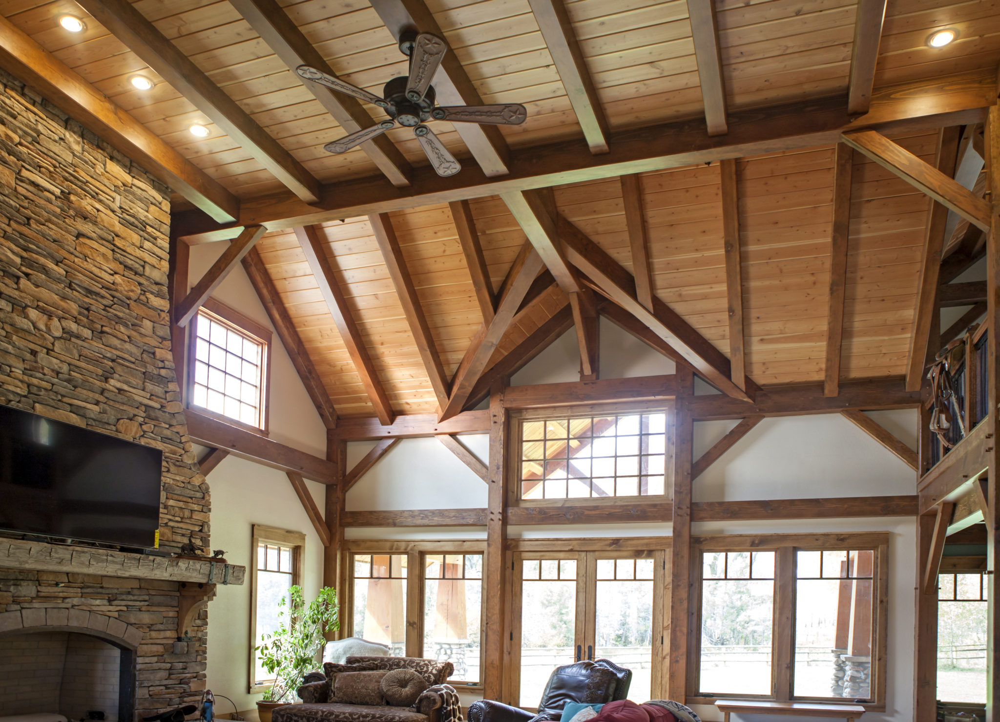 Design a timber frame home