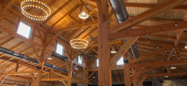 Residential Architect: Heavy Timber Construction