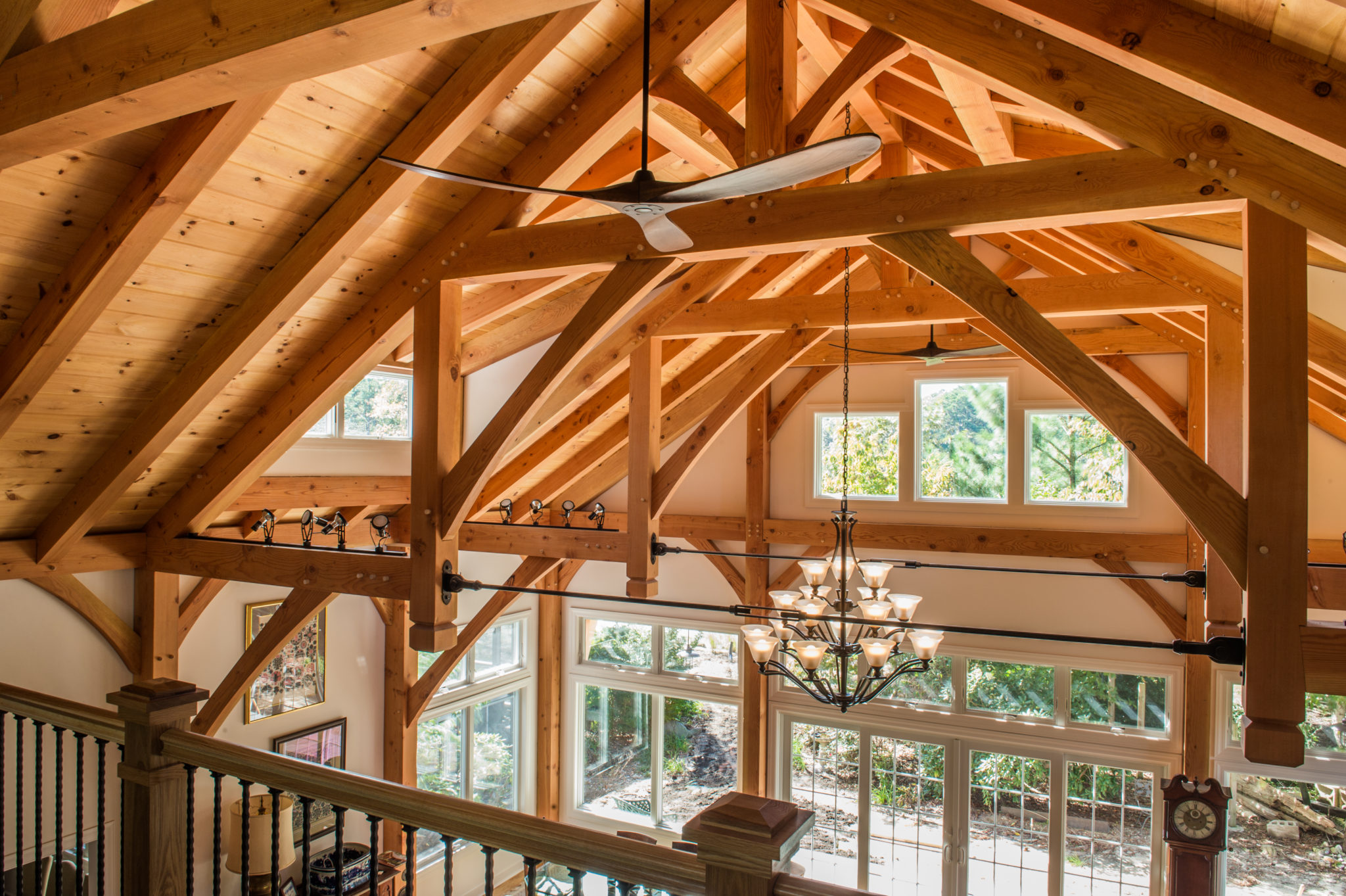 Why build a timber frame home