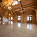 Timber frame wedding and event center, Stone House of St. Charles