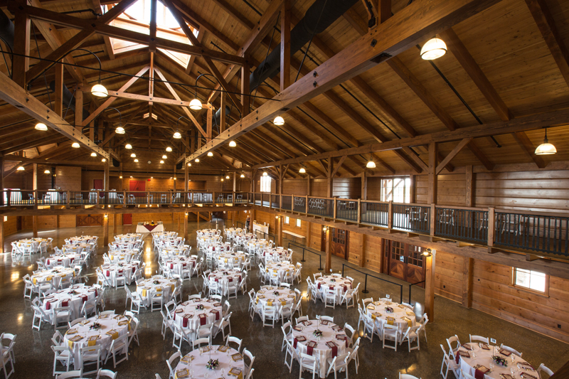 Timber Frame Event Venues