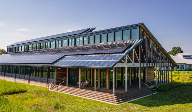 semans griswold environmental hall in chestertown maryland