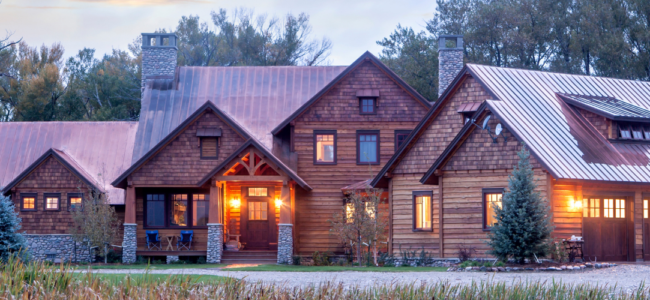 Can Timber Frame Construction Help with Climate Change?